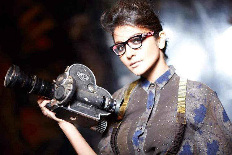 Anushka Glamour Look Photo Shoot For Verve Magazine