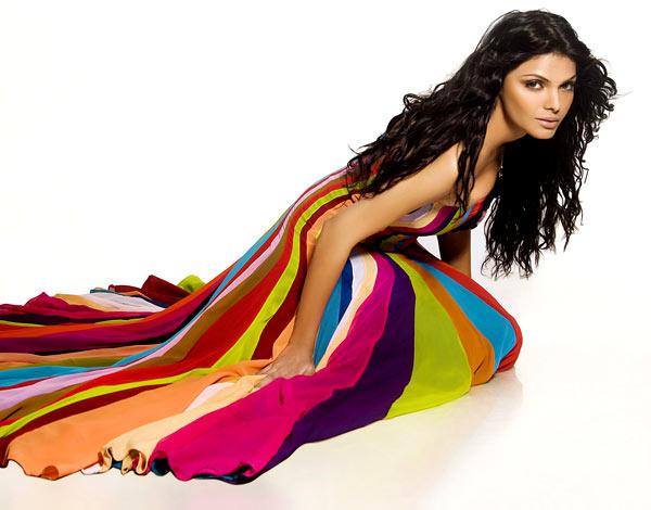 Sherlyn Chopra Bold Photo Shoot For Fusion Life Magazine 2012