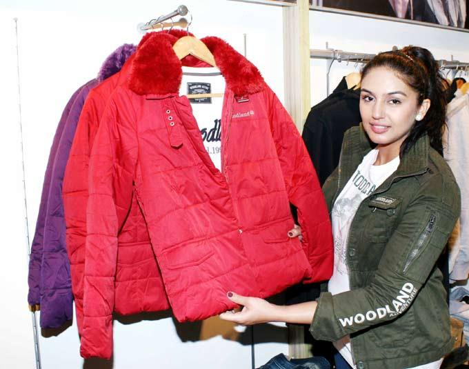 Huma Quereshi Launches Fall Winter Collection