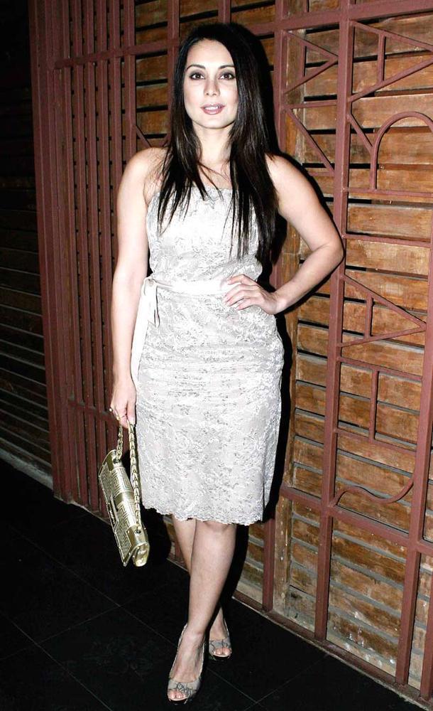 Minissha Lamba Clicked At Hi Blitz Magazine Bash