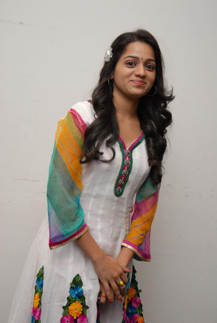 Reshma Cute Look Photo At CCC 2012 Curtain Raiser Press Meet