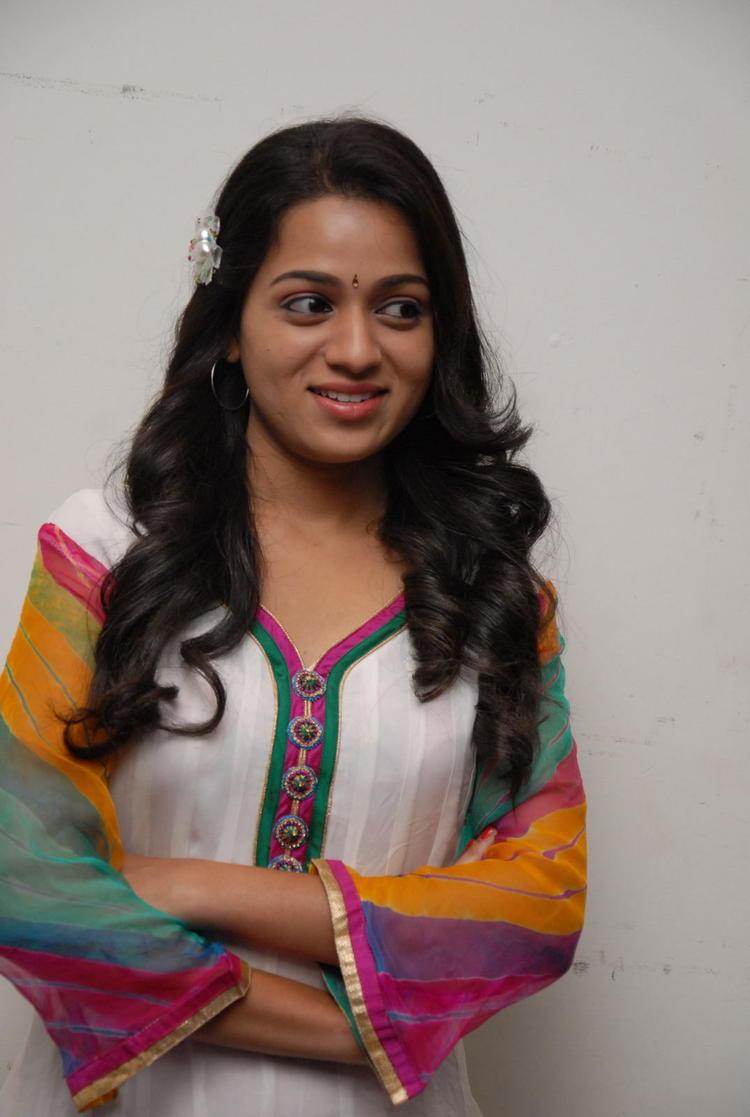 Reshma Looked Gorgeous At CCC 2012 Curtain Raiser Press Meet