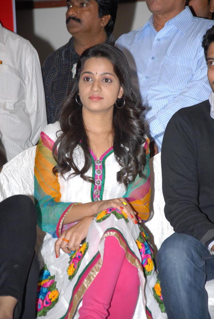 Reshma Snapped At CCC 2012 Curtain Raiser Press Meet