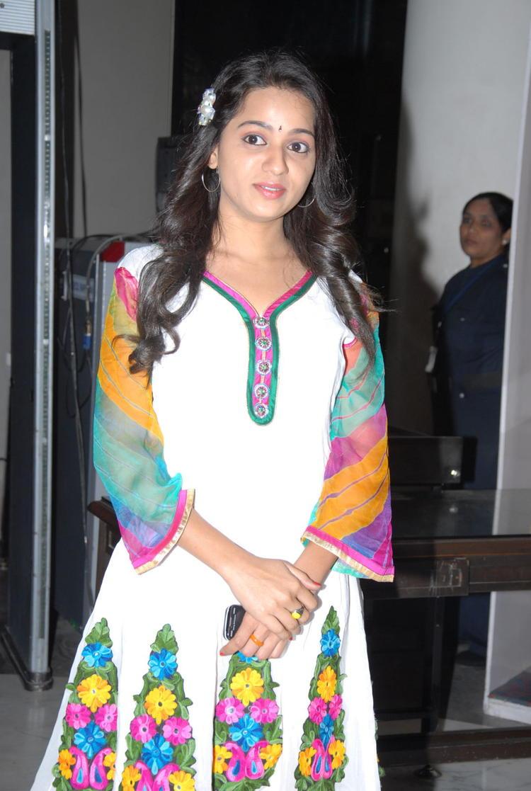 Reshma Spotted At CCC 2012 Curtain Raiser Press Meet