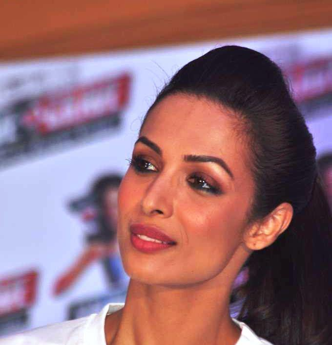 Malaika Arora Nice Look Photo Clicked At Gillette Promotional Event