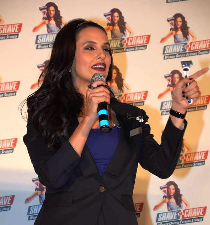 Neha Dhupia Speak Out Photo Clicked During Gillette Promotional Event