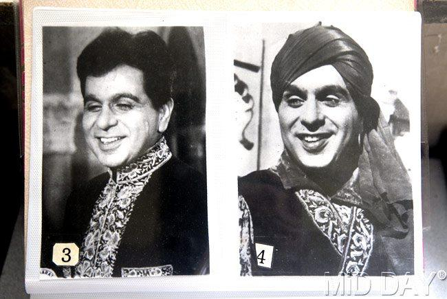 Dilip Kumar Cool Smiling Still