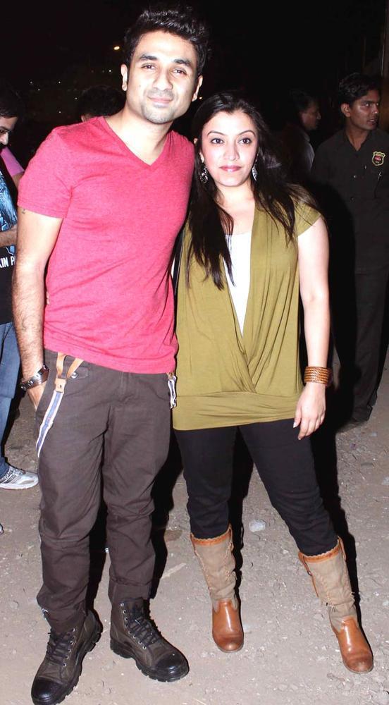 Comedian Vir Das At Guns N Roses Concert