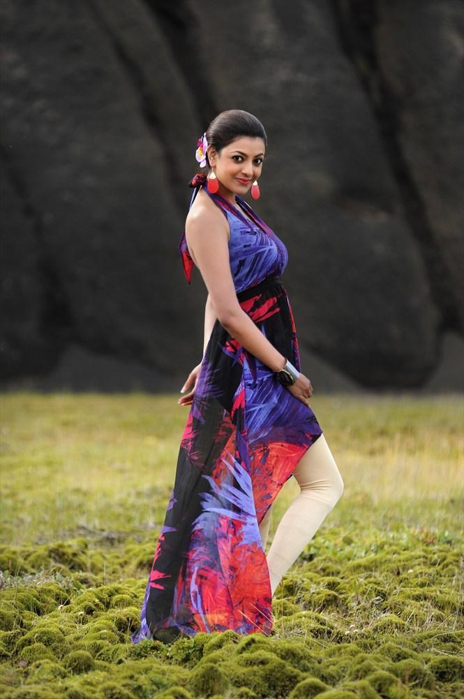 Kajal Aggarwal Glamour Look Still