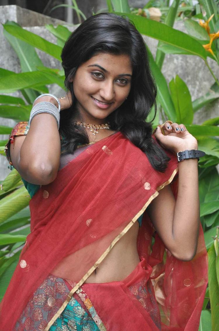 Sri Vidya Cute Smiling Still