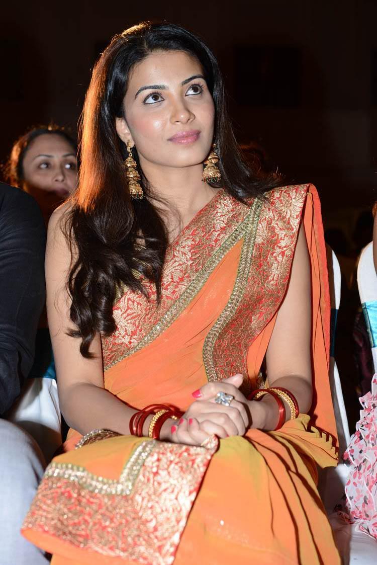 Kavya M Shetty Dazzles At Shivani Audio Release Function
