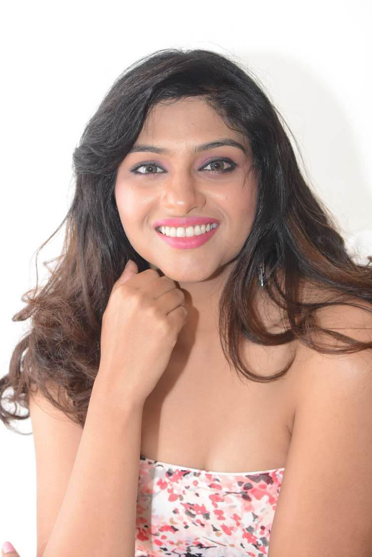 Lakshmi Nair Charming Look At Shivani Audio Release Function