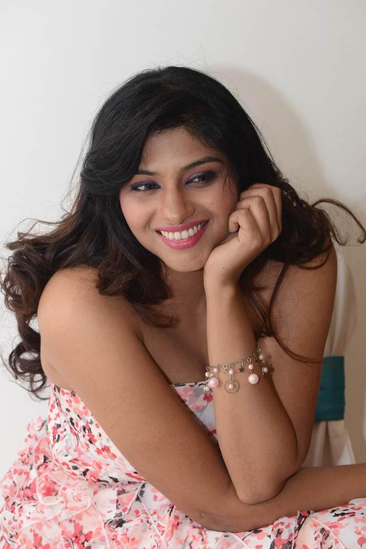 Lakshmi Nair Nice Look At Shivani Audio Release Function