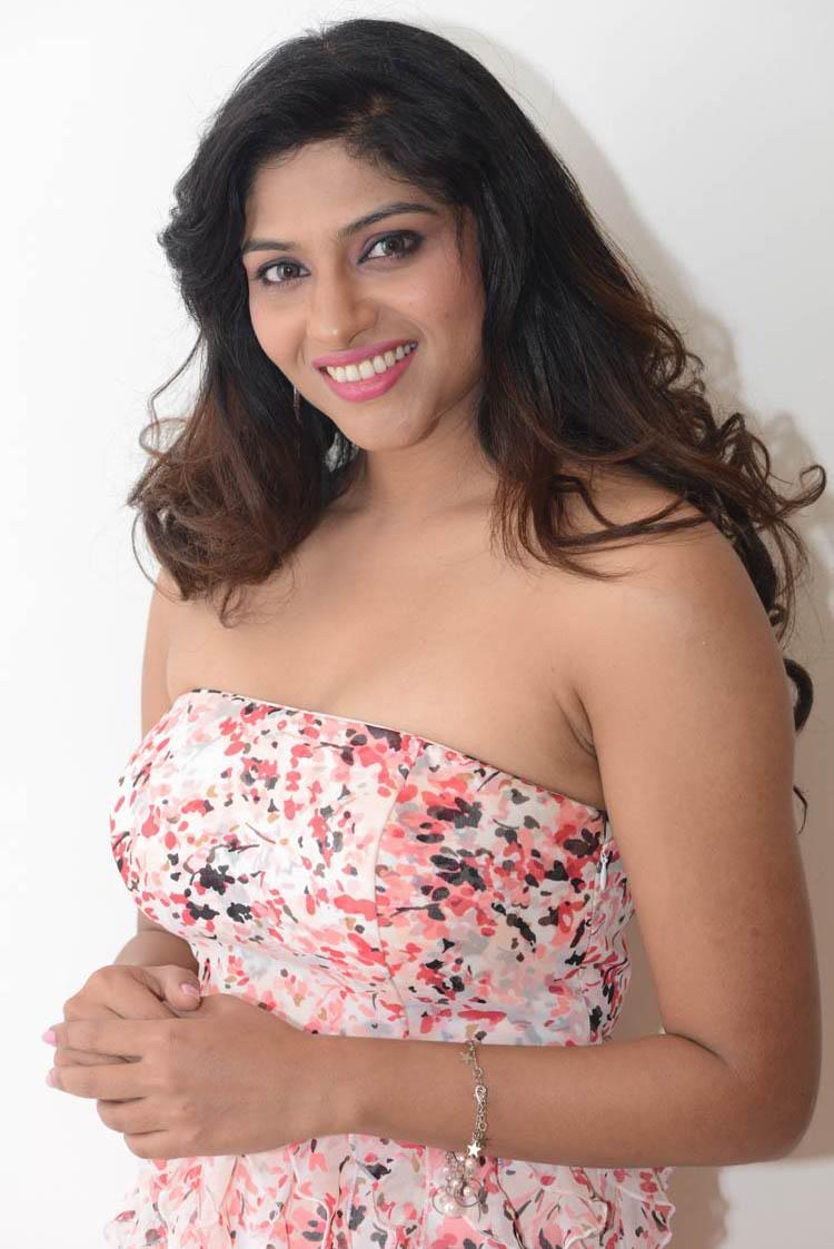 Lakshmi Nair Smiling Still At Shivani Audio Release Function