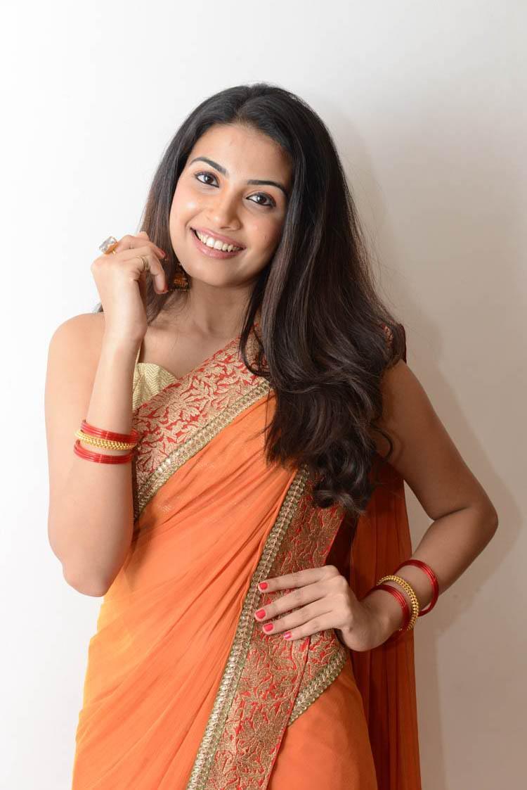 Kavya Cute Smiling At Shivani Movie Audio Release Function