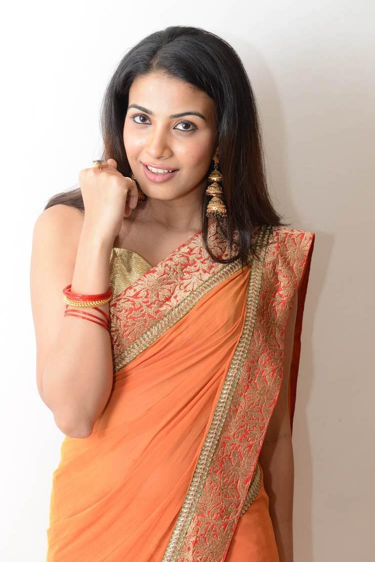 Kavya Dazzles At Shivani Movie Audio Release Function