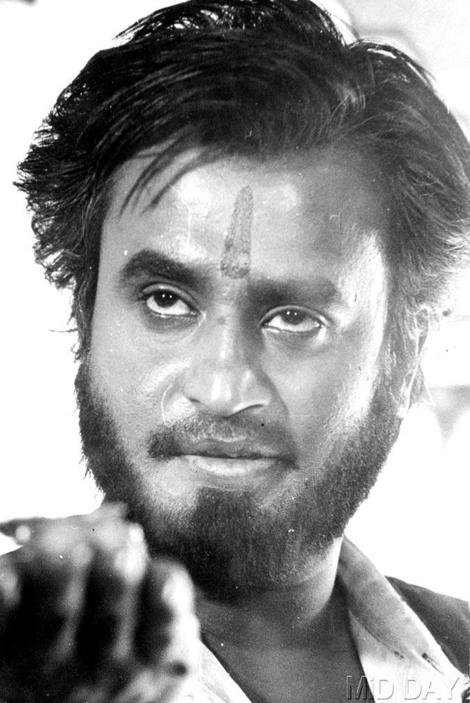 Rajnikanth Nice Look Still