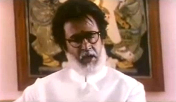 Rajnikanth Oldman Look Nice Still