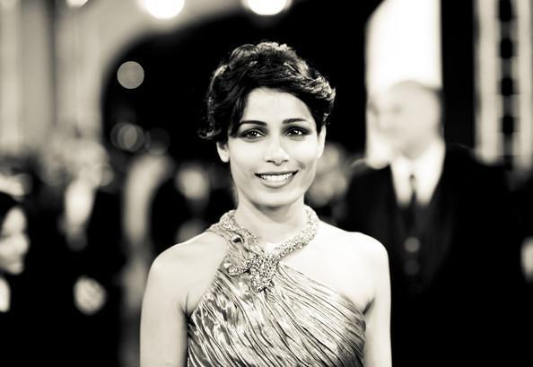 Frieda Looked Gorgeous At The Screening Of Life Of Pi At Dubai International Film Festival
