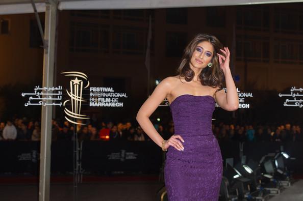 Ileana D'cruz Looked Ravishing At The Marrakech Film Festival