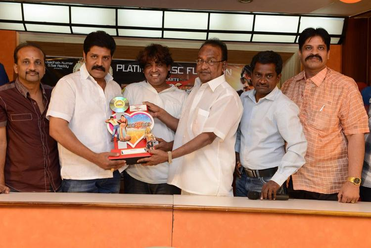 Srihari Graced At Yamaho Yama Platinum Disc Function
