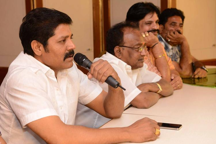 Srihari Speaks At Yamaho Yama Platinum Disc Function