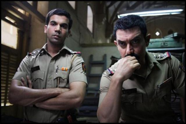 Aamir Khan Dashing Photo From Movie Talash