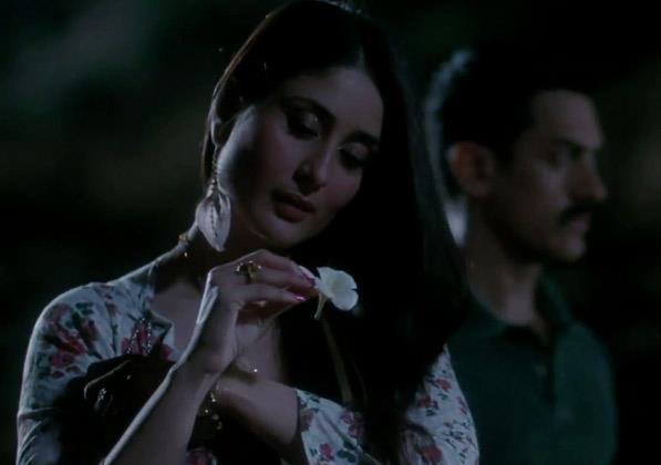 Kareena And Aamir Photo Still From Movie Talash