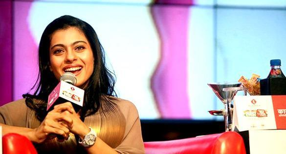 Kajol Devgan Speaks Still At Agenda Aaj Tak 2012
