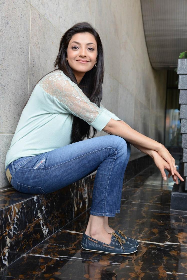 Kajal Agarwal Glamorous Look Phoot Shoot