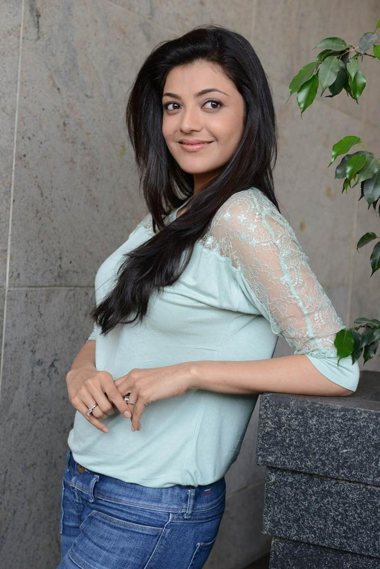 Kajal Agarwal Sizzling And Dashing Photo Shoot