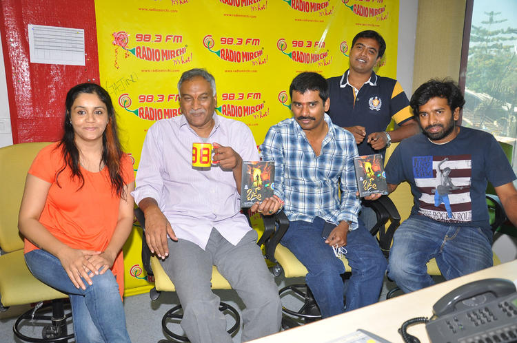 Tammareddy And Suresh Spotted At Radio Mirchi Office For Pizza Movie Audio Launch