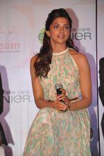Deepika Padukone Attend The Garnier Cream Launch Event