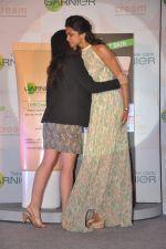 Deepika Padukone Spotted At Garnier Cream Launch Event