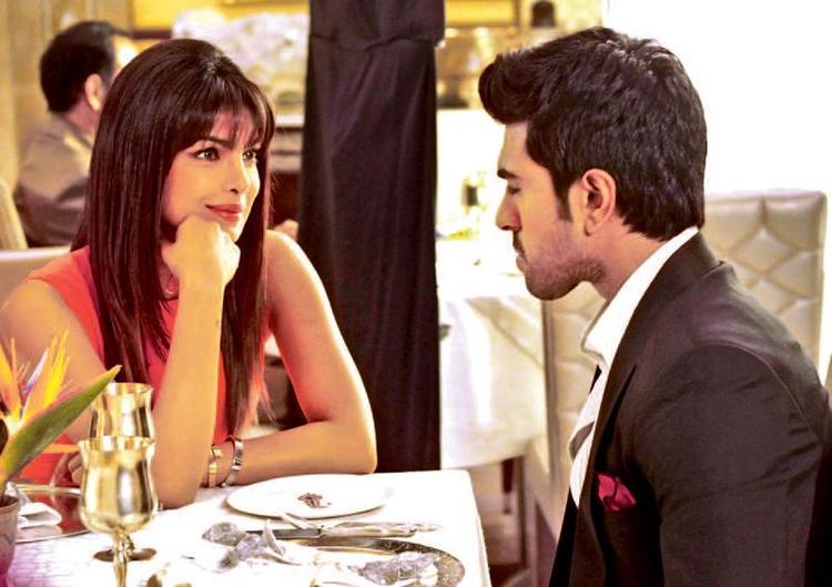 Priyanka And Ram In Zanjeer Movie