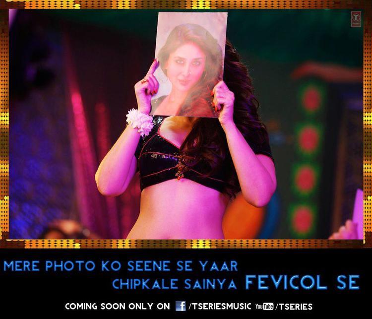 Kareena Kapoor Perform Fevicol Se Song In Dabangg 2