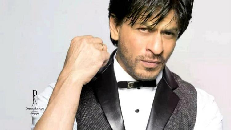 Shahrukh Khan Angry Look Photo Shoot For Le City Deluxe Magazine