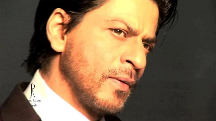 Shahrukh Nice Look Photo Shoot For Le City Deluxe Magazine