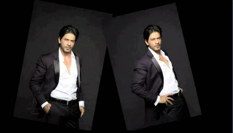 Shahrukh Stylish Look Photo Shoot For Le City Deluxe Magazine