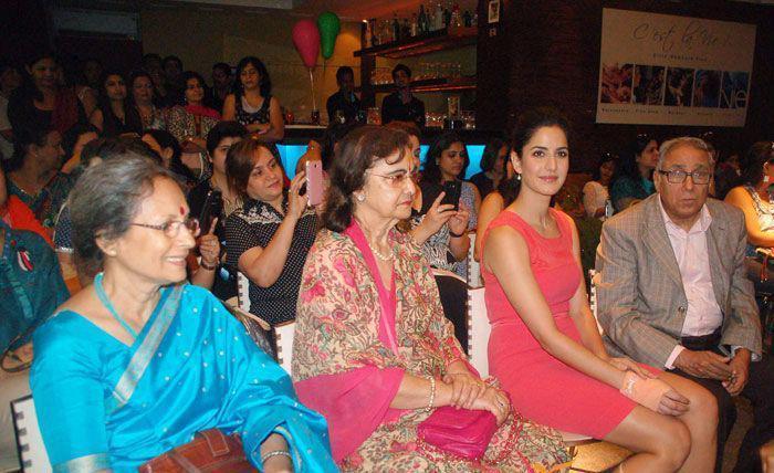 Katrina Kaif Attend The CPAA Event