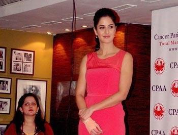 Katrina Kaif Posed At CPAA Event
