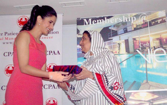 Katrina Kaif Smiling Still At CPAA Event