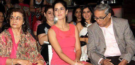 Katrina Kaif Spotted At CPAA Event