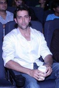 Hrithik Roshan Attend The Whistling Woods Event