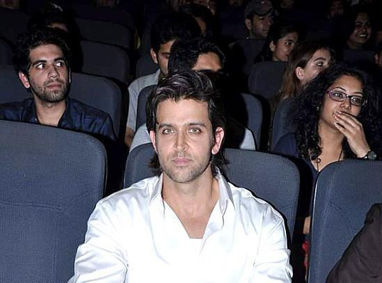 Hrithik Roshan Dazzling Face Look Still At Whistling Woods