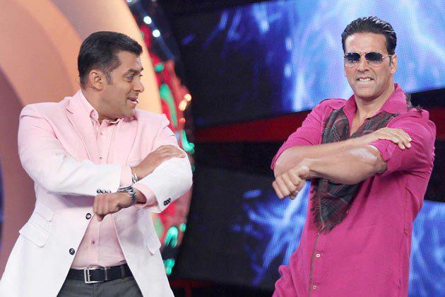 Akshay And Salman Rocked On The Sets Of Bigg Boss For Promoting Khiladi 786