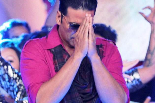 Akshay Spotted On The Sets Of Bigg Boss For Promoting Khiladi 786