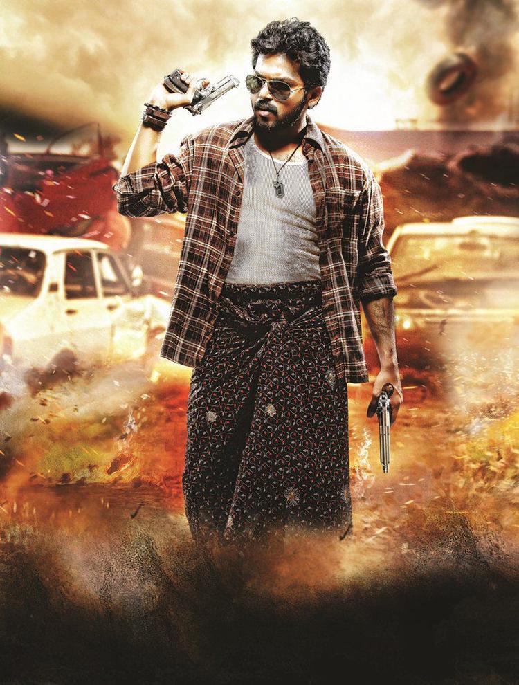 Karthik Rocking Style Photo From Movie Bad Boys