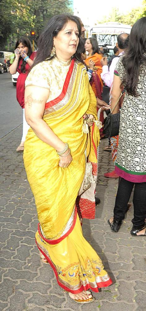 A Celeb At Siddharth And Vidya Wedding Ceremony