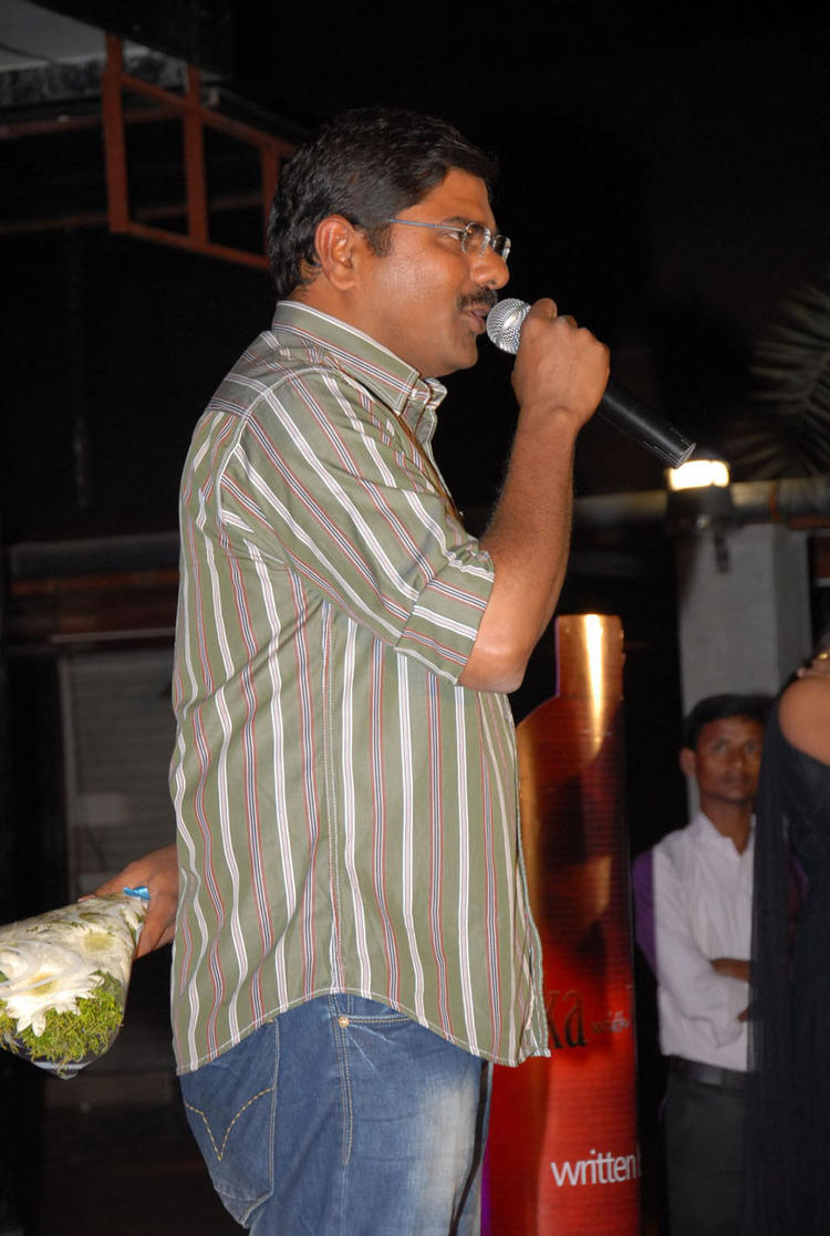 A Celeb Speaks Still At Vodka With Varma Book Launch